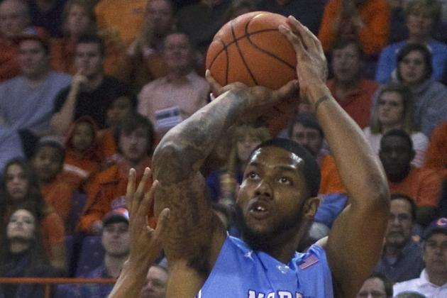 UNC Rolls to 68-59 Win over Clemson