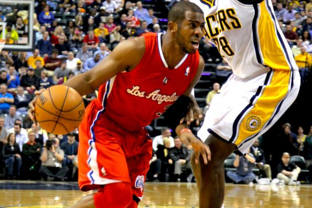 L.A. Clippers vs. Indiana Pacers: Live Score, Results and Game Highlights