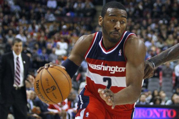 Wizards Wall in a Funk Right Now