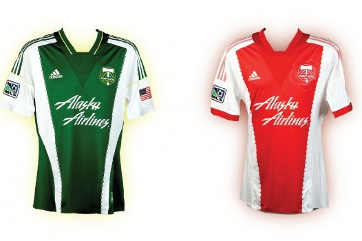 Breaking Down Portland Timbers' New 2013 Kits