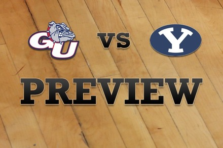 Gonzaga vs. Brigham Young: Full Game Preview