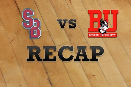 Stony Brook vs. Boston University: Recap, Stats, and Box Score