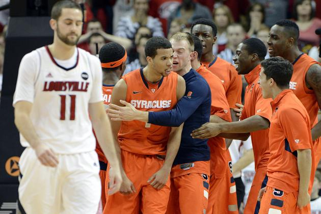 Syracuse Basketball: Orange Look to End Losing Skid, Face No. 10 Louisville