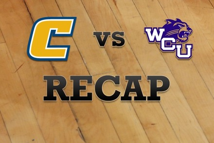 Chattanooga vs. Western Carolina: Recap, Stats, and Box Score