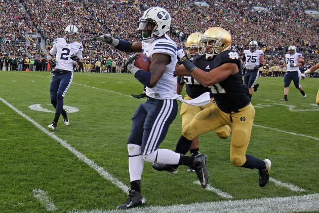 Notre Dame Football: Spotlight on the Irish Safety Position