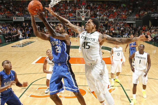 Miami vs. Duke: Who Needs to Win ACC Showdown the Most?