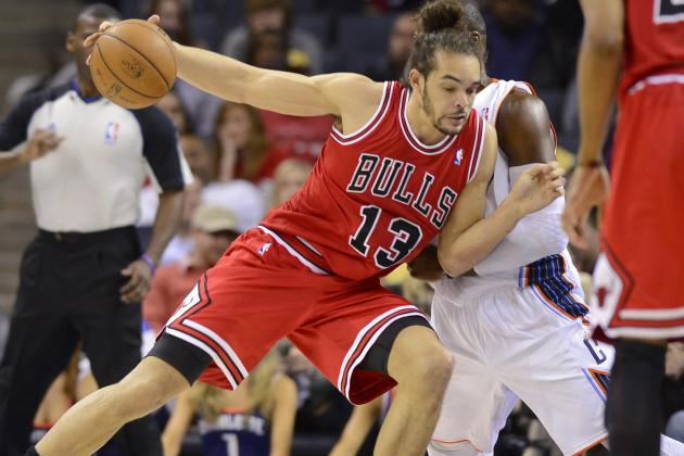 Joakim Noah's Triple-Double Too Much for 76ers