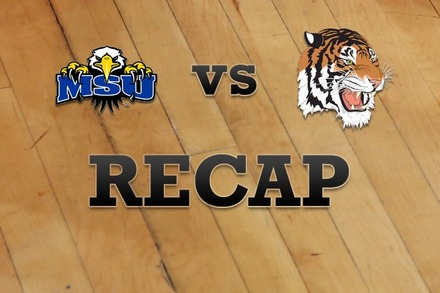 Morehead State vs. Tennessee State: Recap, Stats, and Box Score