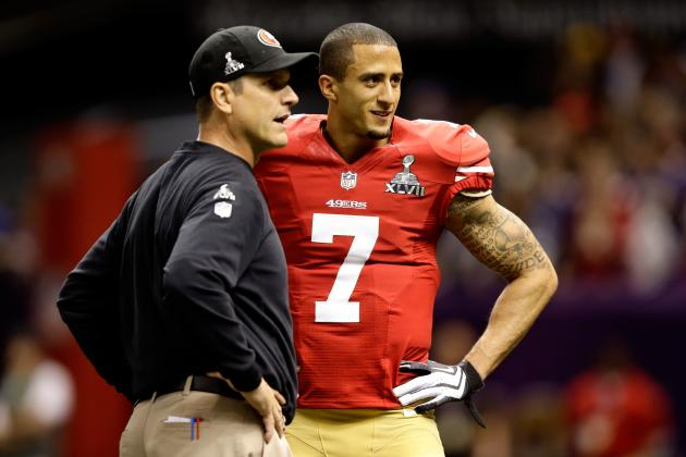 How Jim Harbaugh Can Continue to Develop the Colin Kaepernick Offense