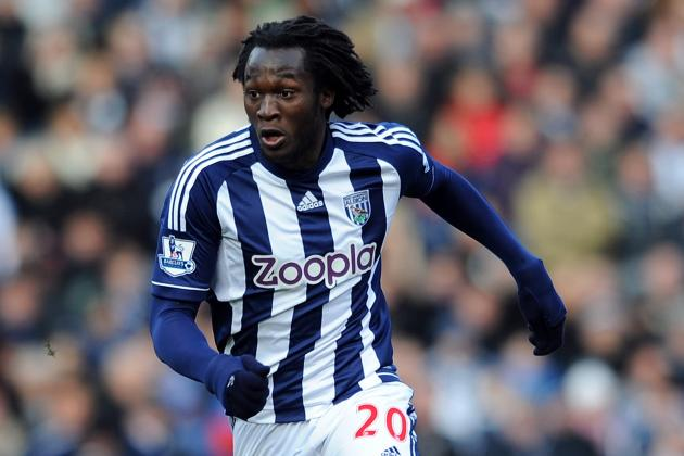 Chelsea Transfer News: Blues Should Keep Romelu Lukaku on Loan with West Brom