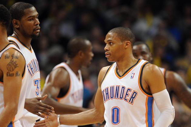 What Oklahoma City Thunder Must Do Between Now and Start of the NBA Playoffs