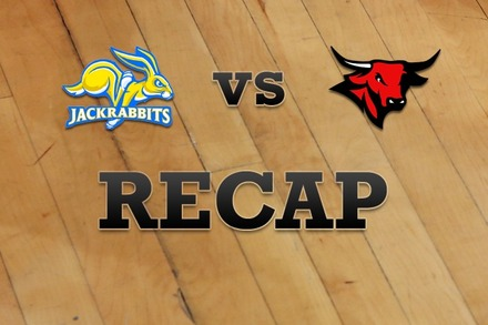 South Dakota State vs. Nebraska-Omaha: Recap, Stats, and Box Score