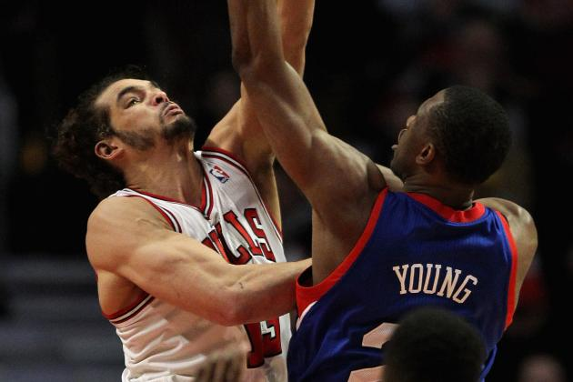 Sixers' Effort Not Enough Against Bulls