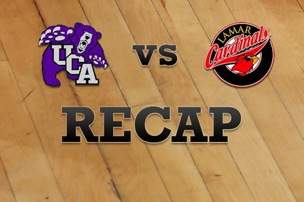 Central Arkansas vs. Lamar: Recap, Stats, and Box Score