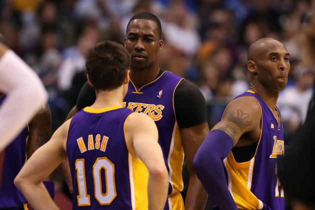What LA Lakers Should Have Learned from Former Superteam Flops