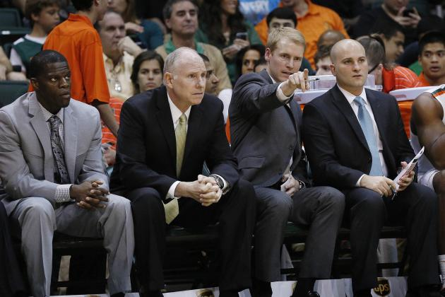 Miami Clinches Share of ACC Basketball Title