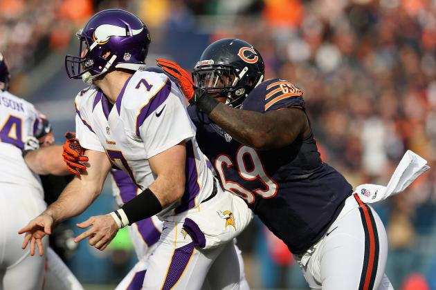 Why the Chicago Bears Need to Franchise Tag Henry Melton