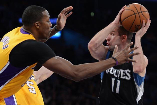 Lakers Beat T-Wolves 116-94