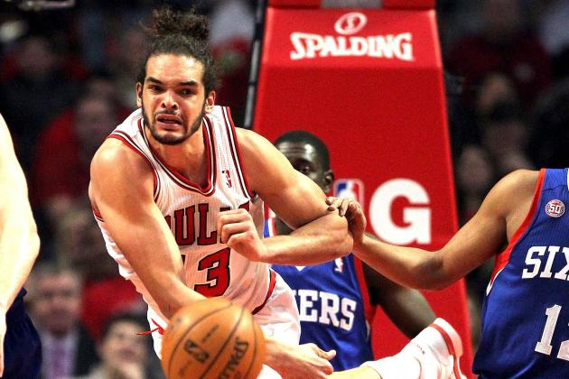Joakim Noah Builds Defensive Player of the Year Case with Monster Triple-Double