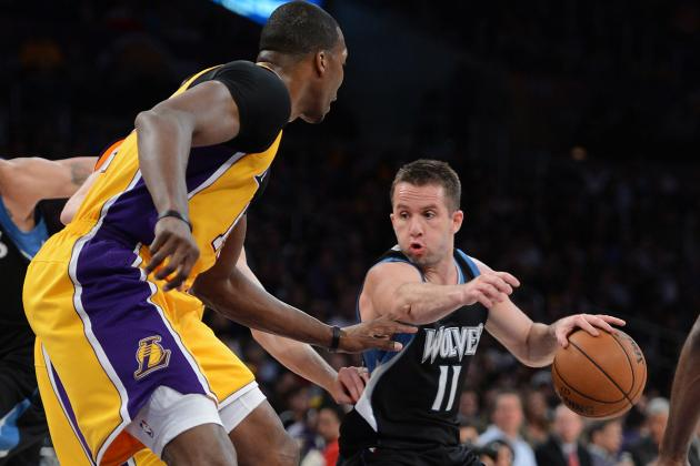 Rapid Reaction: Lakers 116, Timberwolves 94