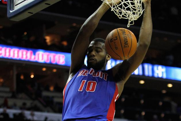 Agent Says Pistons Forward Greg Monroe Will Wait to Do Deal