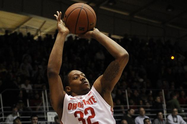 Ohio State Men's Basketball Outlasts Northwestern, 63-53