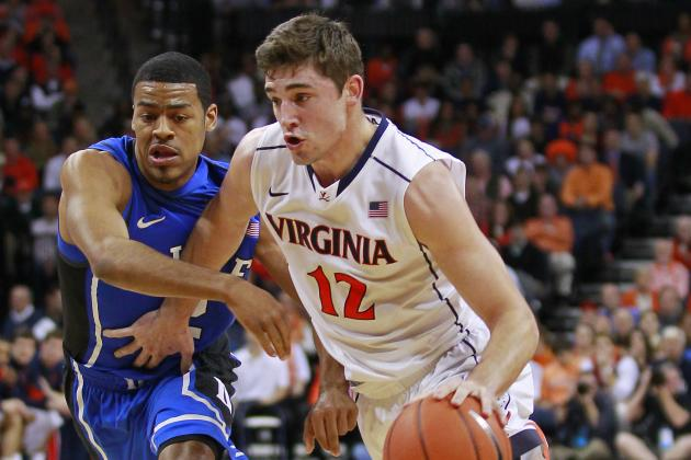 Duke Basketball Loses 73-66 to Virginia Behind Joe Harris' 36 Points