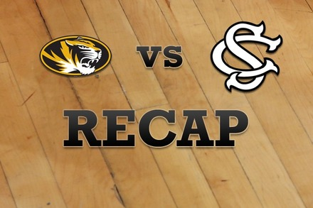 Missouri vs. South Carolina: Recap, Stats, and Box Score