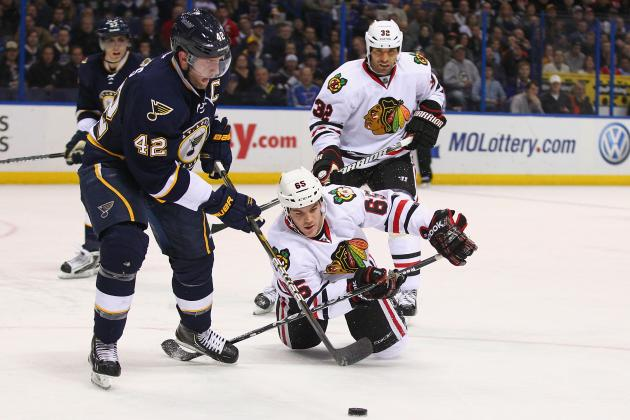 Blackhawks Extend Points Streak to 20 Games