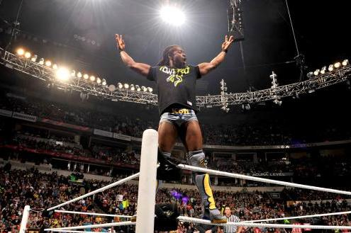 Kofi Kingston Is No Longer Main Event-Bound