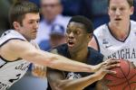 No. 2 Gonzaga Pulls Out Close Win Over BYU