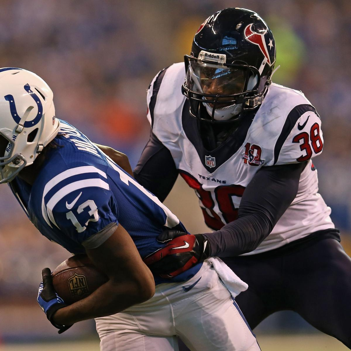 How T.Y. Hilton Can Improve on His Impressive Rookie ... Lavon Brazill Colts 2013