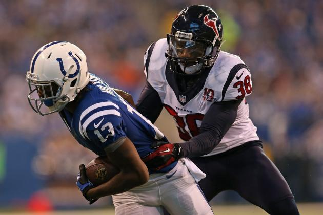How T.Y. Hilton Can Improve on His Impressive Rookie Season