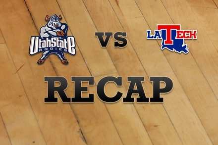 Utah State vs. Louisiana Tech: Recap, Stats, and Box Score