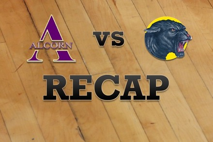 Alcorn State vs. Prairie View A&M : Recap, Stats, and Box Score