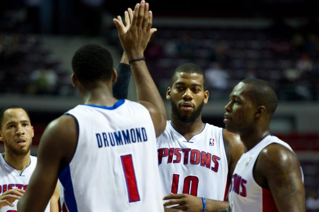 Why Andre Drummond and Greg Monroe Can't Be Detroit Pistons' Twin Towers