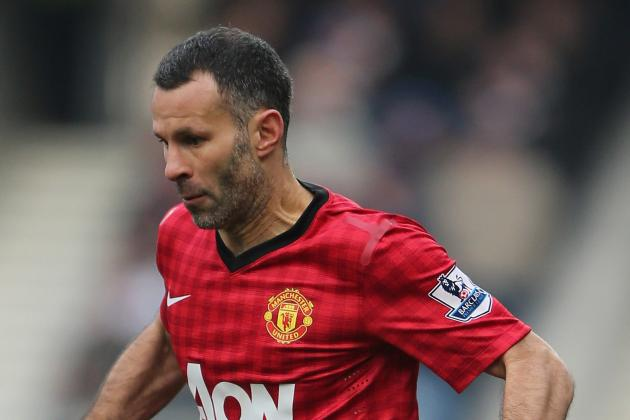 Giggs Signs New Man Utd Contract