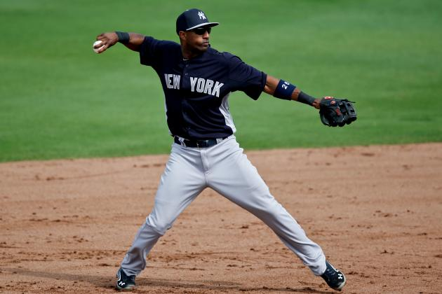 Yankees GM Brian Cashman to Fans: Cool Your Jets on Eduardo Nunez