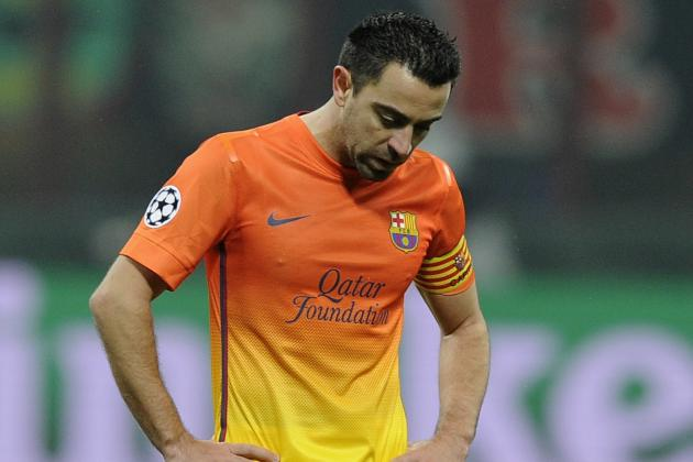 A 'Clasico' Without Xavi