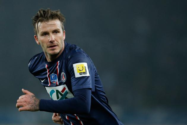 David Beckham: How Large a Role Will He Play for the Remainder of the Season?