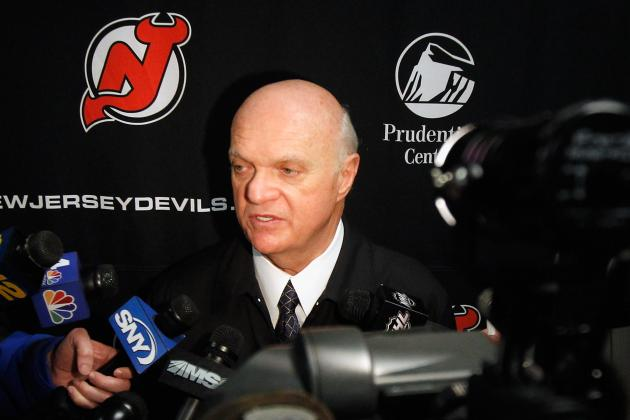 Lou Lamoriello's Eye for Talent Paying Dividends Again for New Jersey Devils