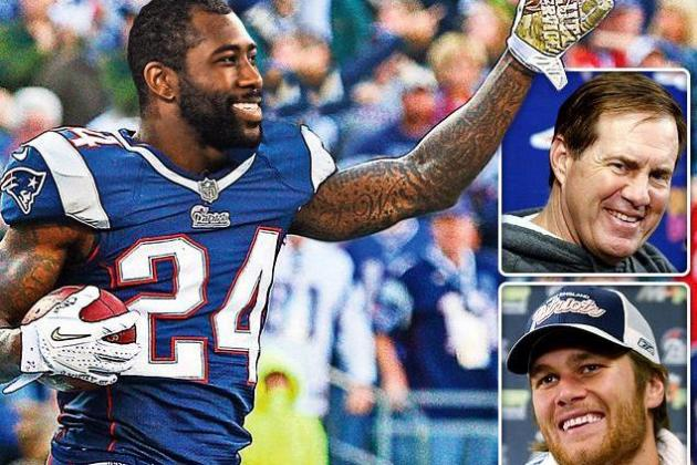 Jets Don't Want to See Darrelle Revis Play out Contract, Then Join Rivals