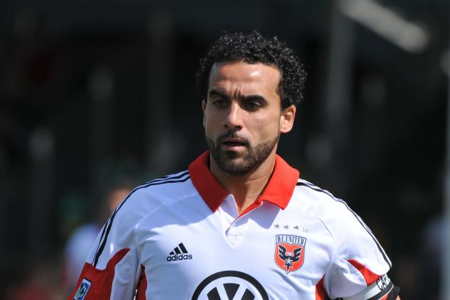 De Rosario Suspended for First Two Games of D.C. United Season