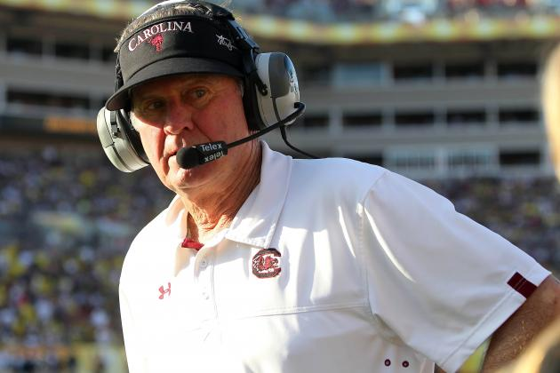 South Carolina Football Will Be Healthy Long After Spurrier Retires
