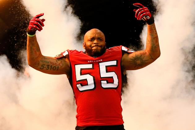 Falcons Release Key Veterans to Create Salary Cap Space