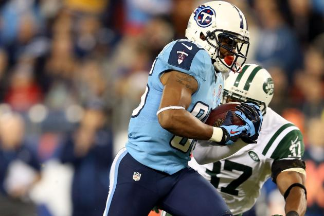 Tennessee Titans Advanced Stat of the Week: The Underappreciated Washington