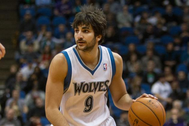 Ricky Rubio Gives Most Rubio Advice Possible: 'Be Happy'