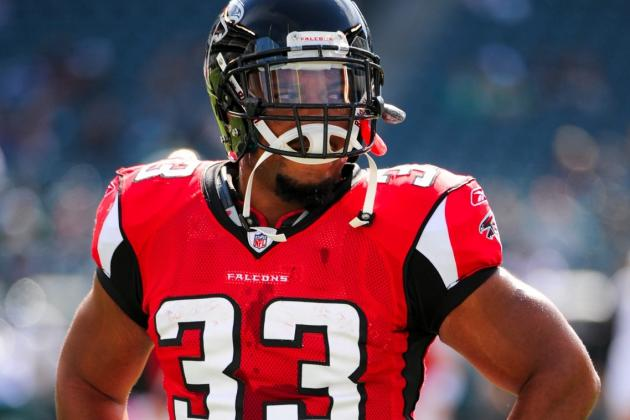 Atlanta Falcons Release Michael Turner, Dunta Robinson and John Abraham
