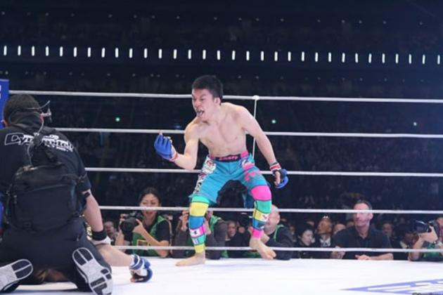 The Most Dangerous Man in MMA: One FC's Shinya Aoki Is Ready to Break Bones