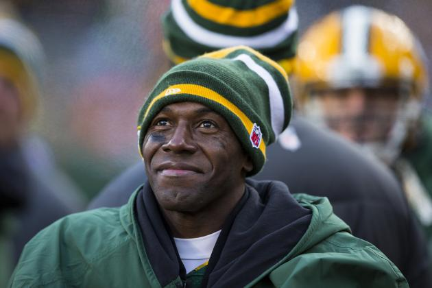 Donald Driver Meets with TV Network Reps to Consider 'Media Opportunities'